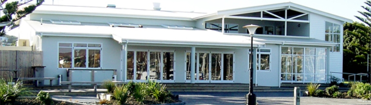 Mana Cruising Club Clubhouse